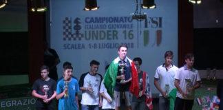 Scalea, conclusi i Campionati Italiani Giovanili di Scacchi U16: i nomi dei campioni d'Italia