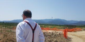 Nuovo ospedale della Sibaritide, Guccione sul cantiere: «Lavori mai cominciati»