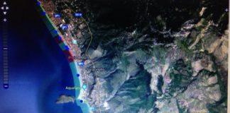 Praia a Mare, nella città della bandiera blu divieto di balneazione in tre punti della costa