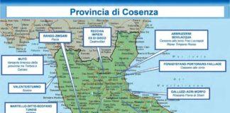 'Ndrangheta sulla costa tirrenica, nella relazione della Dia Scalea, Diamante, Paola e Amantea