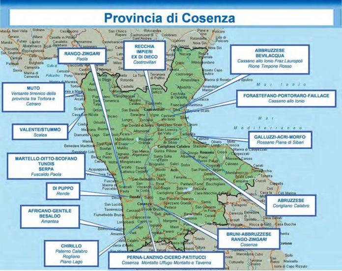 Relazione semestrale Dia, il nuovo rapporto sulla 'ndrangheta in provincia di Cosenza