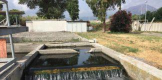 Depurazione eccellente, per Vetere autorizzazione allo scarico delle acque reflue in mare