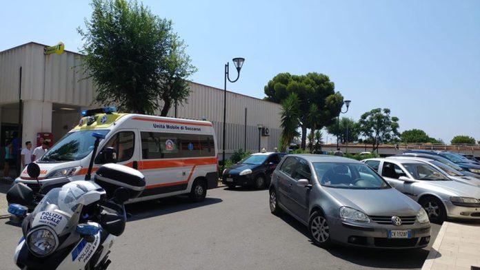 Rapina all'ufficio postale di Paia a Mare ad opera di 4 banditi