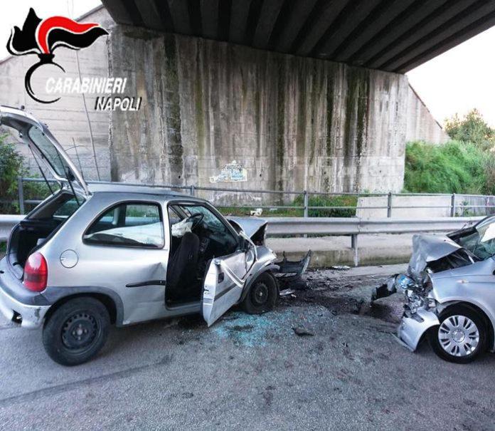 Carabinieri e vigilante travolti e uccisi, altri due si salvano lanciandosi nelle sterpaglie