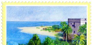 Soverato, la meta turistica finisce sul francobollo