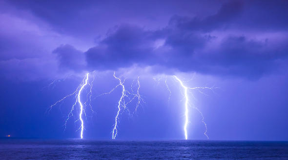 Rischio di forti temporali al Centro-Sud, allerta gialla in 10 regioni: c'è anche la Calabria
