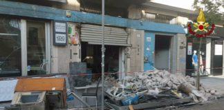 Esplosione di bar e chiosco a Cosenza, arrestato esecutore materiale