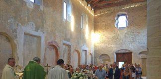 Diamante, prima Messa al Convento dei Minimi dopo oltre 200 anni: la commozione del sindaco Sollazzo