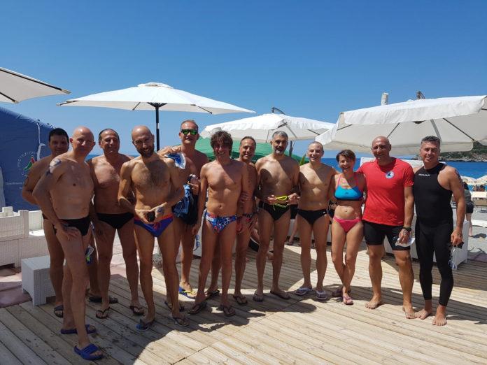 Al 3° Trofeo Baia di San Nicola Arcella in acque libere Sport4life fa incetta di medaglie