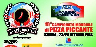 La Riviera dei Cedri protagonista del 18esimo campionato mondiale di pizza piccante