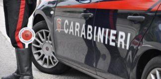 Melissa, per l'incendio della ruspa i carabinieri eseguono due arresti