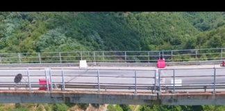 Lavori al viadotto Cannavino: per il ponte di Celico la maledizione continua