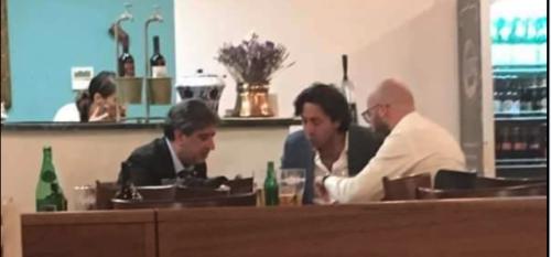 Terremoto Iacchite', il M5s interroga il Ministro sulla cena di Cozzolino, Potestio e Caputo