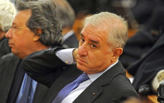 Marcello Dell'Utri diserta l'udienza del processo Scajola