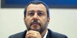 Il ministro Salvini oggi a Palmi: «La 'ndrangheta è un cancro»