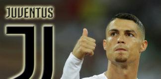 Cristiano Ronaldo CR7 è della Juventus