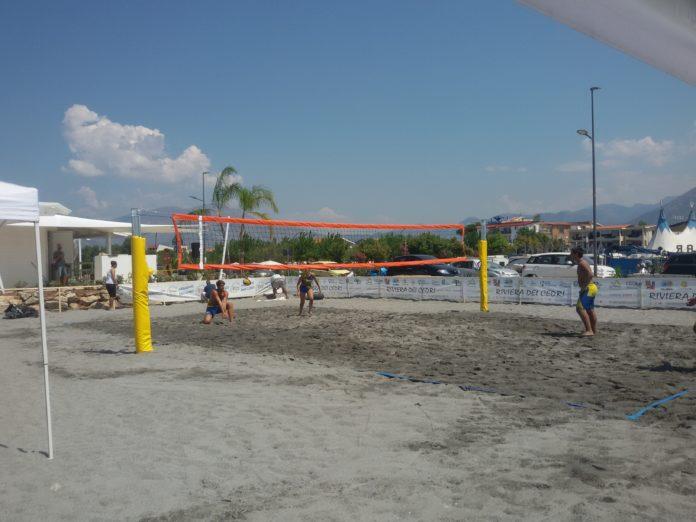 Ha preso il via la prima edizione del 'I° Festival di Beach Volley Riviera dei Cedri'
