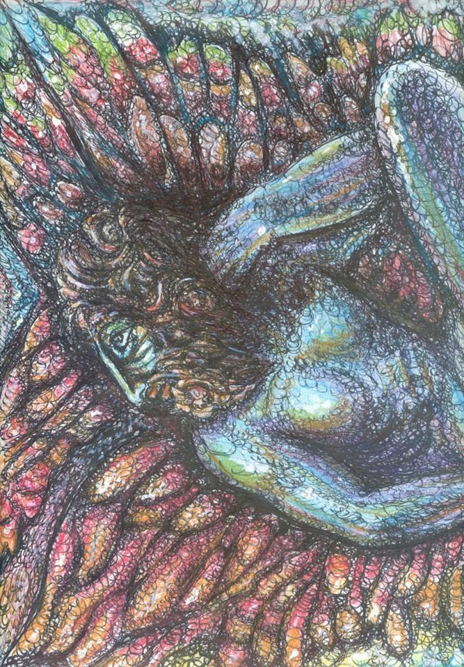 Cirella: da stasera al 20 agosto 'Angeli Tramendi' la mostra d'arte di Pino Tosto