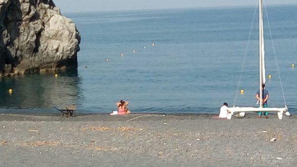 Le spiagge libere, i corridoi di lancio ed alcune domande al Sindaco di San Nicola Arcella