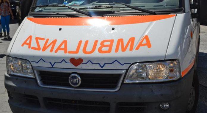 Ss 18, incidente a Paola: interviene l'elisoccorso, ragazza in prognosi riservata