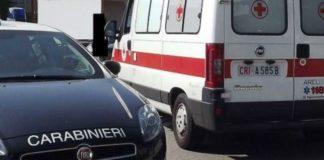 Muletto si ribalta, morto un operaio 43enne