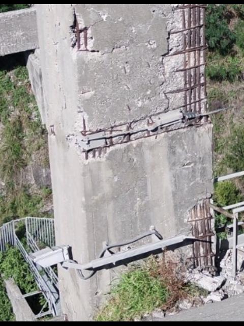 Catanzaro, consiglieri ispezionano ponte con drone: «Consegneremo immagini al sindaco»