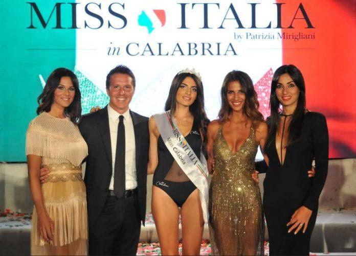 La cosentina Sara Fasano, Miss Calabria 2018, vola alle prefinali Miss Italia