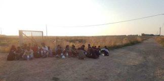 Migranti sbarcati su coste crotonesi