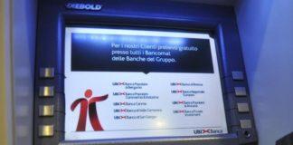 Cirella, Ubi Banca chiude il bancomat