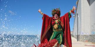 Il Sindaco di Diamante saluta l'inizio del Peperoncino Festival
