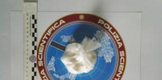 Lamezia, sorpresi con 51,8 grammi di cocaina: arrestati