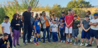 Il campione del mondo Andrea Zorzi coach 'di strada' a Reggio Calabria