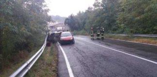 Scontro tra auto nel Cosentino, un morto