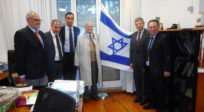 Santa Maria del Cedro | Accademia del Cedro, delegazione incontra ambasciatore israeliano