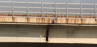 Ponte di San Nicola | Ieri ancora un sopralluogo: le incredibili immagini del cedimento strutturale