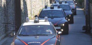 Appalti pubblici e affidamenti pubblicitari, blitz dei carabinieri nei comuni del cosentino