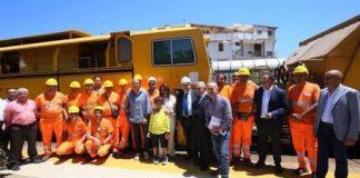 Calabria | Ieri al via i lavori su ferrovia Ionica, aperto primo cantiere nella tratta Catanzaro-Sibari