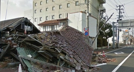 Giappone   Namie, la città distrutta dall'esplosione nucleare - L'esclusivo video documentario dell'italiano Giovanni Rattacaso