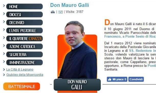 Rozzano (MI) | Don Mauro Galli accusato di abusi e traferito, la Diocesi ha agito con scrupolo e coscienza?
