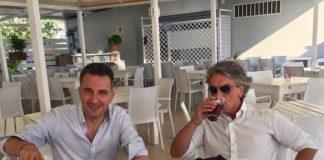 Orlandino Greco e Giuseppe Aieta insieme per guidare la riscossa dei sindaci altotirrenici