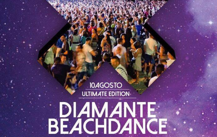 Diamante Beach dance, tutto pronto per il mega evento finale del 10 agosto