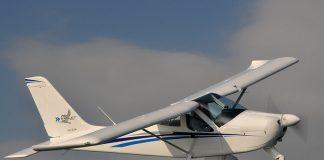 Cassano allo Ionio (Cs)   Precipita ultraleggero, piloti salvi grazie al paracadute