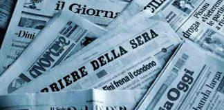 Da Blitz Quotidiano   Dati sulle vendite dei quotidiani italiani a maggio 2017