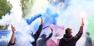 Manifestanti 'ResetG7' occupano l'università di Torino