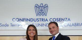 Roberto Rugna guida il comitato dei Giovani Imprenditori Confindustria Cosenza