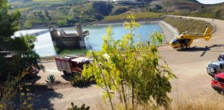 Agrigento, morti due operai nella cisterna della diga Furore di Naro