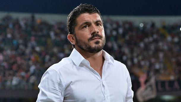 Esonerato Montella, panchina del Milan al calabrese Rino Gattuso