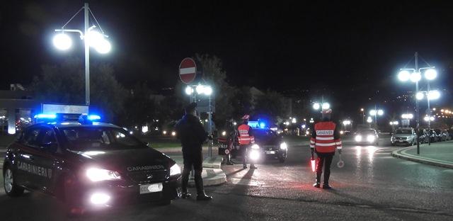 Controlli dei carabinieri, nel Cosentino denunce e segnalazioni per furti e inosservanze