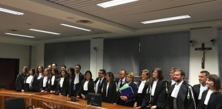 Giornata storica per la Calabria: a Catanzaro hanno giurato 18 neomagistrati