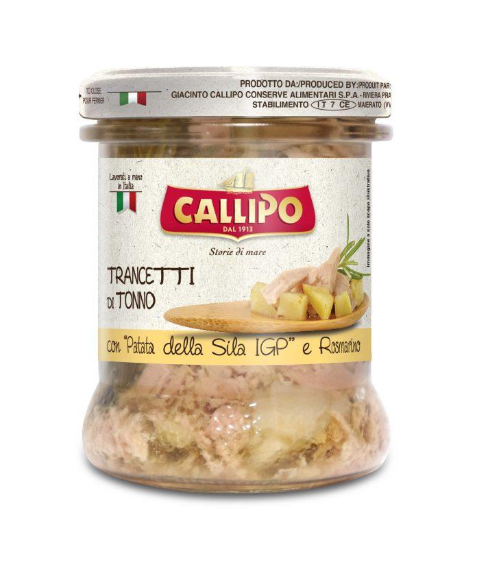 Callipo Conserve Alimentari e Callipo Gelateria al salone internazionale Cibus 2018